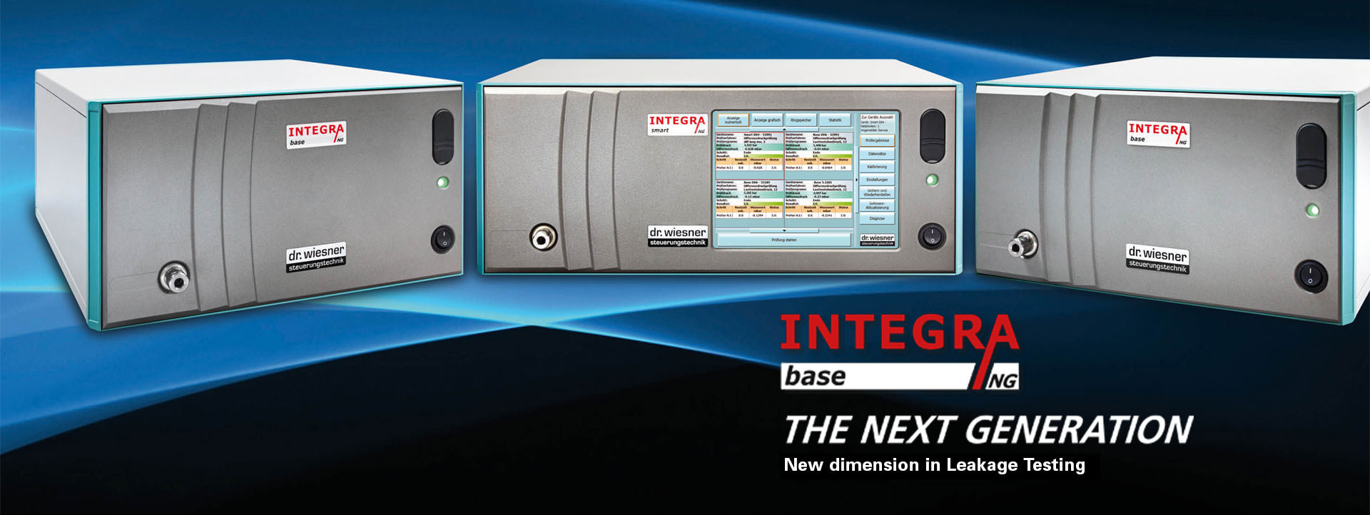 INTEGRA - New dimension in Leakage Testing